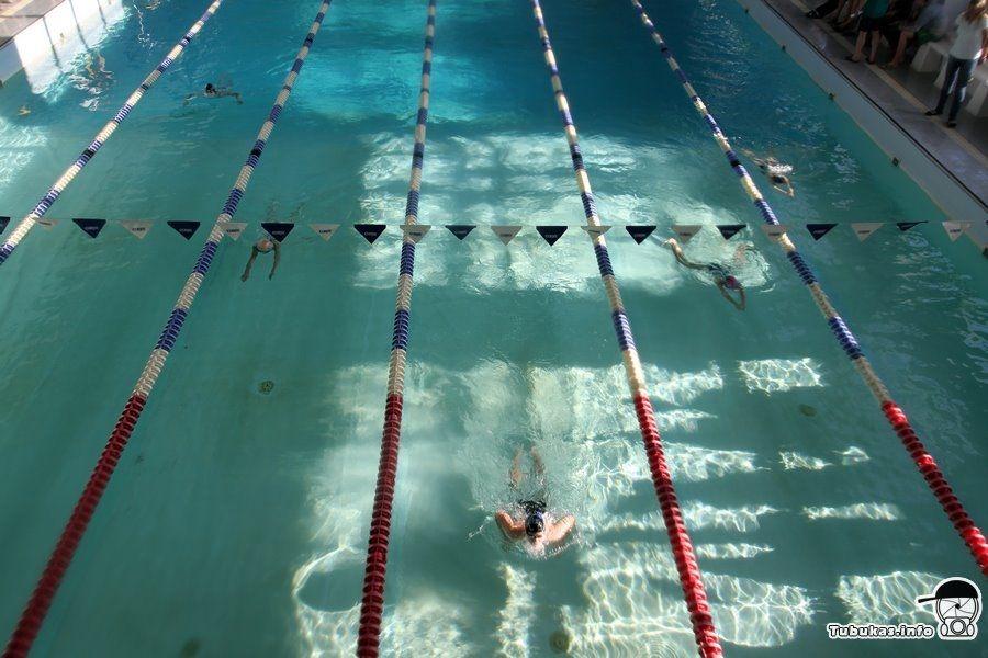 "Swimming pools of Siauliai swimming center ""Delfinas"""
